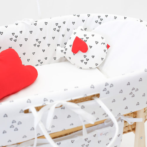 Moses baby basket love first